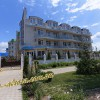 """Джемете отель """"Валенсия"""" вид на отель с Пионерского проспекта"""